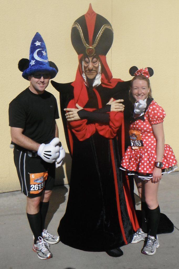 Jafar Chasing Walt