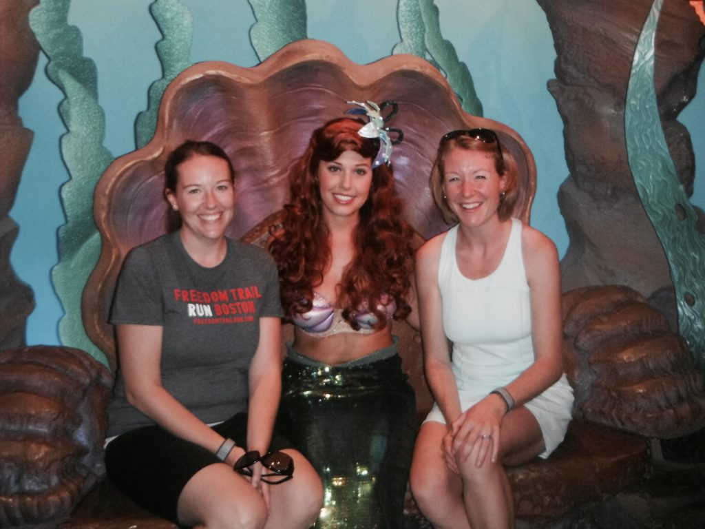Character meet and greet ariel chasing walt magic kingdom ariels grotto m4hsunfo