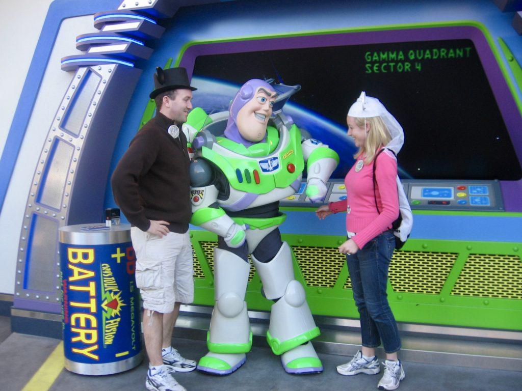 Character meet and greet chasing walt hollywood studios kristyandbryce Images