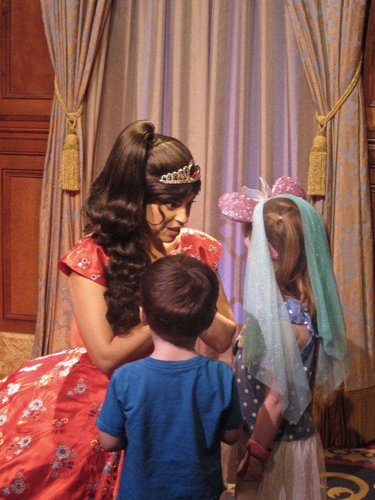 Character meet greet disney junior characters chasing walt elena of avalor kristyandbryce Images